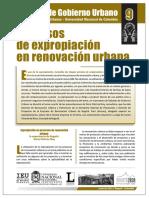 Expropiación en Predios de Renovación Urbana