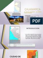 Cajamarca expocicion arquitectonica