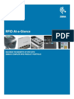 Rfid at a Glance Brochure