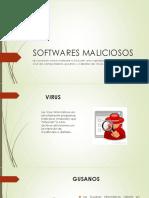 Softwares Maliciosos