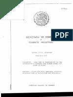 Nmx b 35 1987 Calificación de Soldadura