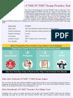 Palo Alto Network PCNSE7 Exam Questions