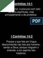 I Corintios - 014