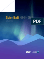 2017 State of the North Report - Northern Development Initiative Trust