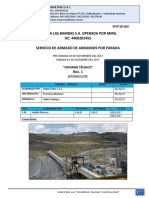 Sp-it-194-2017 Informe de Servicio de Armado de Andamios Por Parada