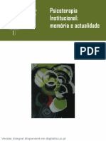 Psicoterapia Institucional - Memoria e Actualidade (2008).Preview