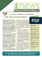 ASAEnews Nº 90 Outubro 2015
