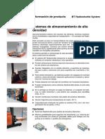 Toyota Material Handling Sistema Semiautomatico Ficha Tecnica de Sistema Semiautomatico Bt Radioshuttle 623987