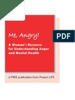 Women Anger