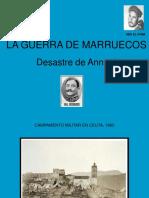 19210722 Desastre de Annual (JM Guijarro)