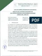 Directiva Sistema de Inf_ Barrido Mmn