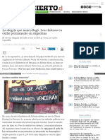 2015-09-16 Chilenos Exiliados en Argentina