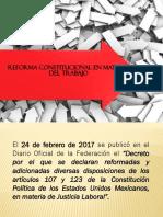 Reforma Laboral Mesa Panel