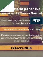 ¿Te gustaría poner tus pasos en la Tierra Santa_.pdf