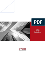 SOC Solution Brochure