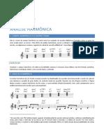 Harmonia 02 - Análise Harmônica