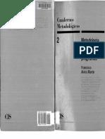 Alvira Cuadernos Metodología evaluación programas