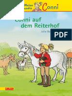 Boehme Julia Conni Auf Dem Reiterhof