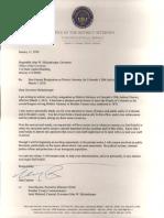 Boulder DA Stan Garnett's letter to Gov. John Hickenlooper