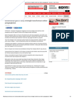 Kementerian Garis 6 Teras Strategik Transformasi Sektor Pengangkutan - Nasional - Sinar Harian