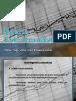 Resumo 2 Teoria Estruturalista