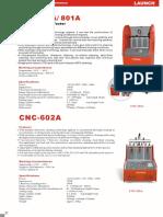 Adaptadores CNC