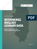 Rethinking Data IL