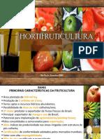 Hortifruticultura Baiana - Artigo