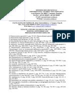Farmacie_Tematica Licenta 2018