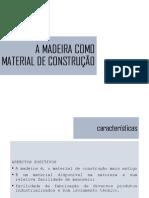 A05 Concepção Proj Madeira