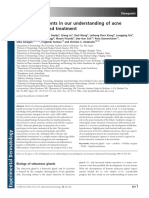 Kurokawa Et Al-2009-Experimental Dermatology - Fisiopatologia Acne