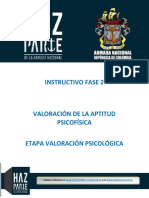 Instructivo Valoracion Psicologica 05072017