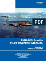 Flight Safety Emb 120 Brasilia Pilot Training Manual