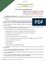 Decreto Nº 7652 - Progressão