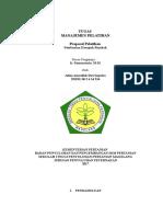 Proposal Pelatihan Pembuatan Kerupuk Kulit/Rambak