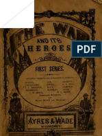 (1864) The War and Its Heroes