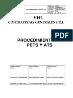 Procedimiento de PETAR y ATS V1.02