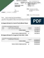 Απόφαση Χρηματοδότησης ΠΔΕ 2017 ΑΑ#141