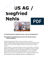Siegfried Nehls SANUS AG