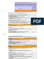 Check List Iso 9001-2015 Auditoria