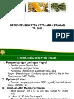 Materi UPSUS