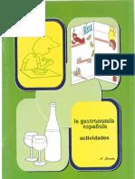 La Gastronomia Española