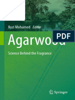 Agarwood_ Science Behind the Fragrance-Springer Singapore (2016)