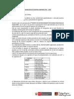 COMUNICADO DE GESTIÓN COMUNAL SAF N°01-2018
