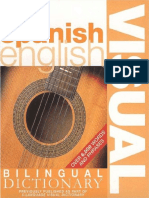 Spanish-English Visual Dictionary