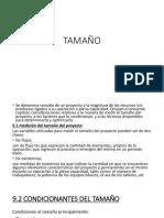 ESTUDIO DE PROYECTOTamaño Libro Parte 1
