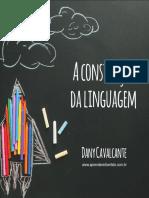 A Construção da Linguagem