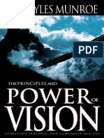 The Principles and Power of Vis - Myles Munroe
