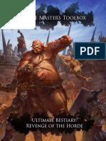 Ultimate Bestiary - Revenge of the Horde