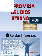 La Promesa Del Dios Eterno